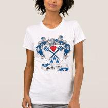 McGavock Family Crest Shirt