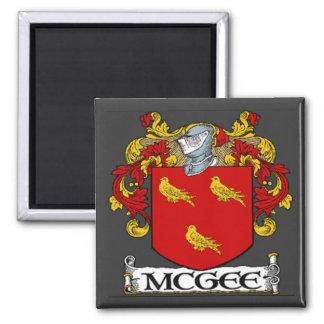 McGee Coat of Arms Magnet