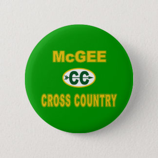 McGee Cross Country Button