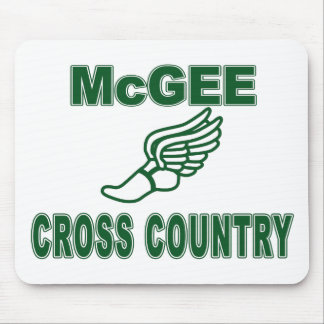 McGee Cross Country Mouse Pad