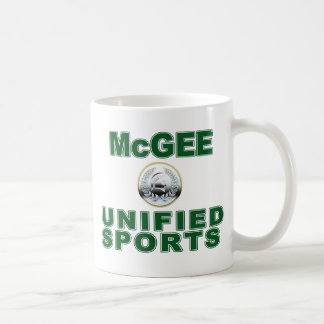 McGee Unified Sports Coffee Mug