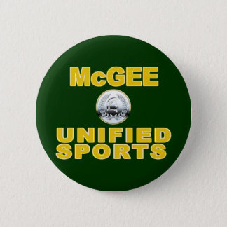 McGee Unified Sports Pinback Button
