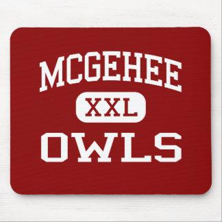 McGehee - Owls - High School - McGehee Arkansas Mouse Pad