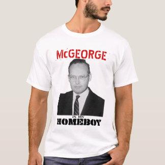 McGeorge es mi HOMEBOY Playera