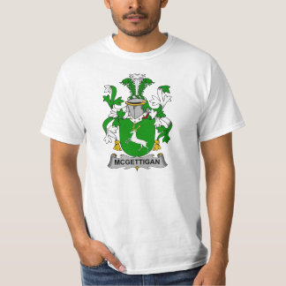 McGettigan Family Crest T-Shirt