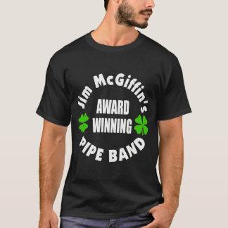 McGiffin Pipe Band shirt