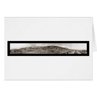 McGill Copper Smelter Photo 1909 Greeting Cards