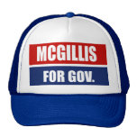 MCGILLIS 2010 HATS