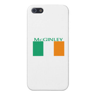 McGinley iPhone 5 Protectores