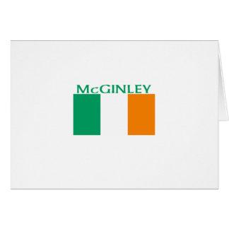 McGinley Greeting Card