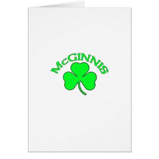 McGinnis Greeting Cards