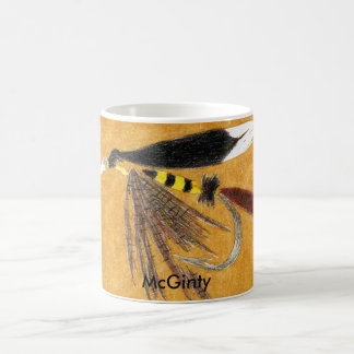 """McGinty"" Classic Trout Fly Mug"