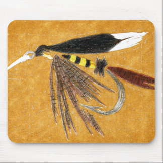 """McGinty"" Trout Fly Mousepad"