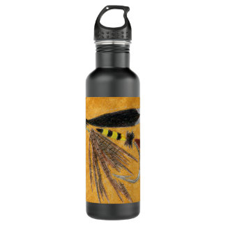 """McGinty"" Wet Fly Water Bottle"