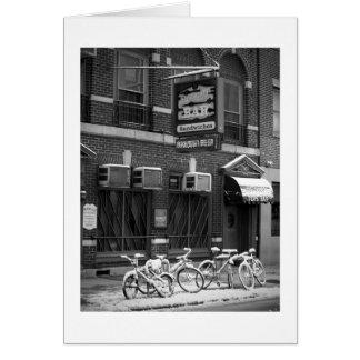 McGlinchy's Bar, Philadelphia GREETING CARD