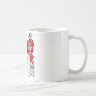 McGlynn Coat of Arms Classic White Coffee Mug