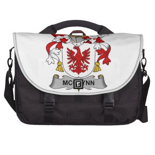 McGlynn Family Crest Computer Bag