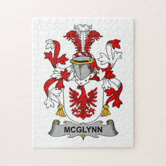 McGlynn Family Crest Puzzle