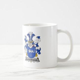 McGorman Family Crest Coffee Mug