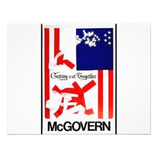 Mcgovern 1972 anuncios