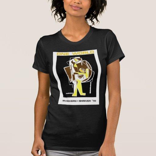 Mcgovern 1972 - Shriver Camisetas