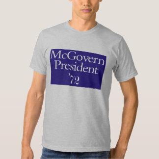 Mcgovern-1972 Tshirt