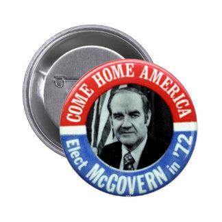 McGovern - botón