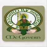 McGovern Clan Motto Mouse Pad