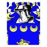 McGovern Coat of Arms Customized Letterhead