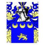 McGovern Coat of Arms Letterhead Design