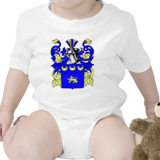 McGovern Coat of Arms Baby Creeper