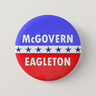 McGovern Eagleton Button
