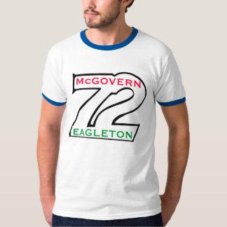 McGOVERN, EAGLETON T Shirts