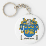McGovern Family Crest Keychain