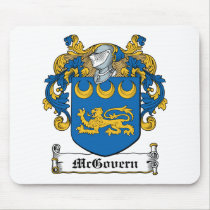 McGovern Family Crest Mousepad