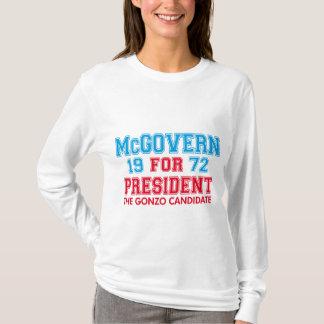McGovern Gonzo Candidate T-Shirt