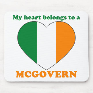 Mcgovern Mouse Pad