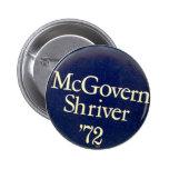 McGovern-Shriver - Button