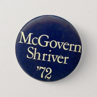McGovern-Shriver - Button
