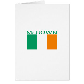 McGown Card