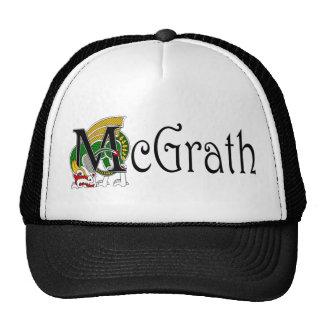 McGrath Celtic Dragon Cap Trucker Hat