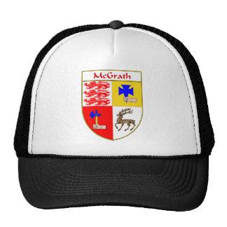 McGrath Coat of Arms/Family Crest Trucker Hats