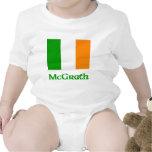 McGrath Irish Flag Bodysuit