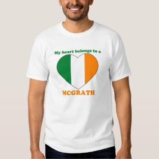 Mcgrath T Shirt