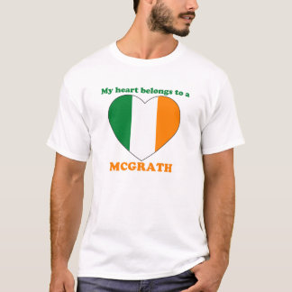 Mcgrath T-Shirt