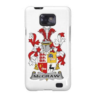 McGraw Family Crest Samsung Galaxy S2 Case