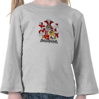 McGraw Family Crest T-shirt