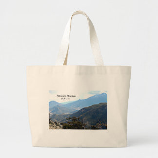 McGregor Mountain, Colorado Large Tote Bag