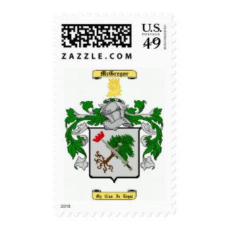 mcgregor stamps