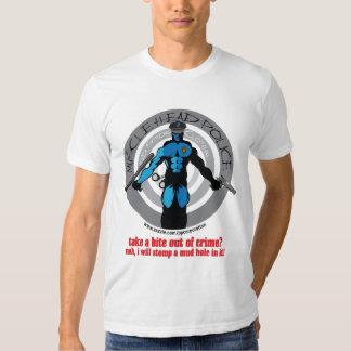 McGruff The Crime Dog T-shirts